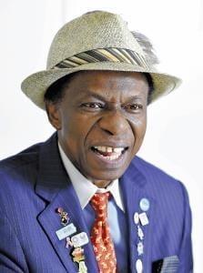 [オスマン・サンコンさん]日本の介護技術 ギニアへ