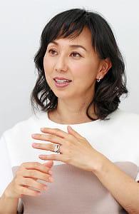 [プロゴルファー 東尾理子さん](下)選手としての上り坂で相次いだ大ケガ 悔しいけど、「だからこそ今の人生がある」