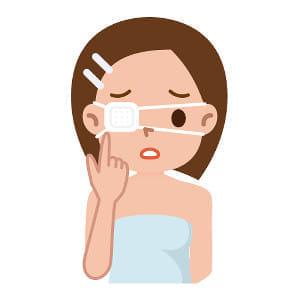 変わる「眼帯」の役割…子どもは付けない方がいい?
