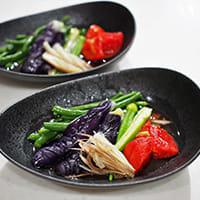 夏野菜のおひたし