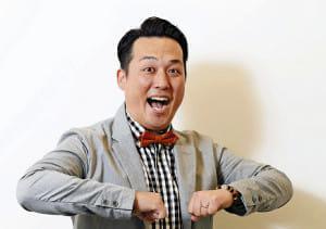 [お笑いコンビ 藤崎マーケット 田崎佑一さん]腎臓がん(4)笑いと経験 伝えたい