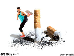体重増でも、やっぱり禁煙にメリットあり
