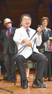 医師が自らに大腸内視鏡…長野の病院部長にイグ・ノーベル賞