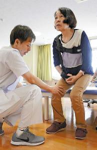 高齢者の転倒(2)「攻め」の運動 足腰強化