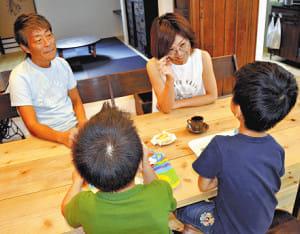 里親の現状と課題(上)里子は5歳「弟みたい」