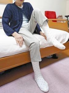 高齢者の転倒(4)運動療法で筋力維持