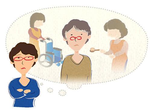 介護を受ける期間は男性8.84年、女性12.35年!? 費用の目安は…