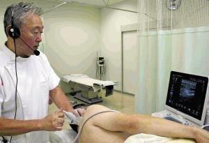 肩こりのいま(5)筋膜に注射 痛みを軽減