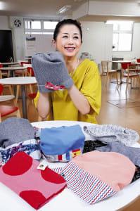 汗吸いやすい帽子・寝たまま着られる服…闘病の子へ母考案グッズ、普及へ団体設立
