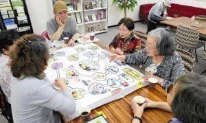団地再生~高島平の取り組み~(上)気軽な居場所 高齢者に用意