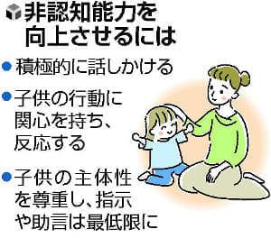 「やる気」幼児期に伸ばすと将来の収入や学歴に好影響?…大阪府教育庁が着目
