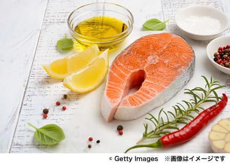 高脂肪の魚を含む地中海食で小児喘息が改善