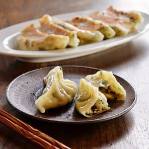 豆腐と野菜のベジギョーザ