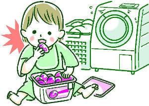 不慮の事故〈15〉 洗剤、消臭剤…新製品はより注意