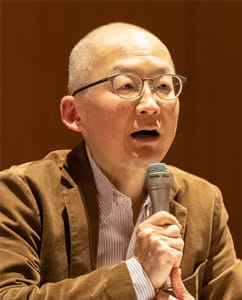 岡悦郎さん