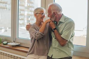 性的に活発な高齢者は幸福度が高い