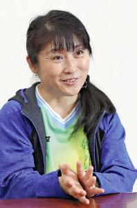 【平野真理子さん】卓球教室を運営 障害者と社会のかけ橋に
