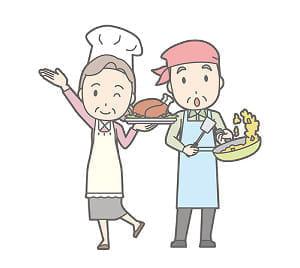 定年夫の「今日の昼ごはんは何?」が、妻のストレスに…男に料理を教えるコツとは?