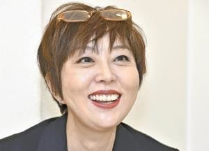 [作家 室井佑月さん]糖尿病(1)膵臓腫瘍で手術