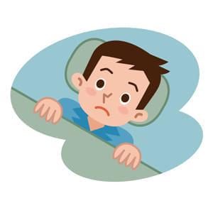 心配事は解決したのに眠れない「慢性不眠症」 「早寝」「長寝」の心がけは逆効果です!