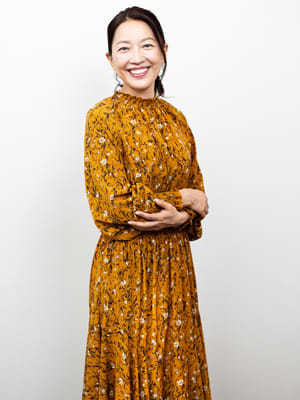 [女優 羽田美智子さん](下)「絵に描いた幸せ」を追いかけていた……変わった自分「特急から快速に乗り換えた感じ」