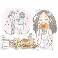「私が頑張っても、妹ばかり愛される」と言う29歳女性 過食・嘔吐で36キロ、母の介護でさらに悪化し…