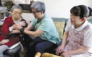 高齢者の貧血(4)「低栄養」状態 見逃さず
