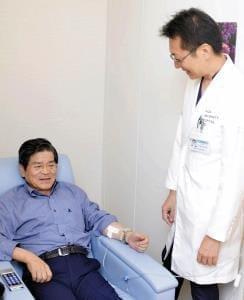 皮膚がん(4)新たな点滴薬 治療に光