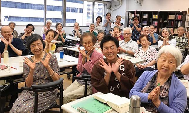 【動画つき】台湾でイス体操、そして最大級の福祉機器展に潜入してみた