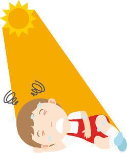 新生児は体重の約80パーセントが水分…猛暑にご注意! 乳幼児は脱水になりやすい