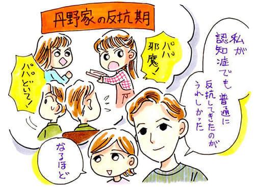 激しい反抗期も「うれしかった」 認知症の父と娘の気になるカンケイ…若年性認知症の丹野智文さんに聞く(中)