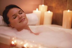 寝る90分前の入浴が睡眠の質改善に最適
