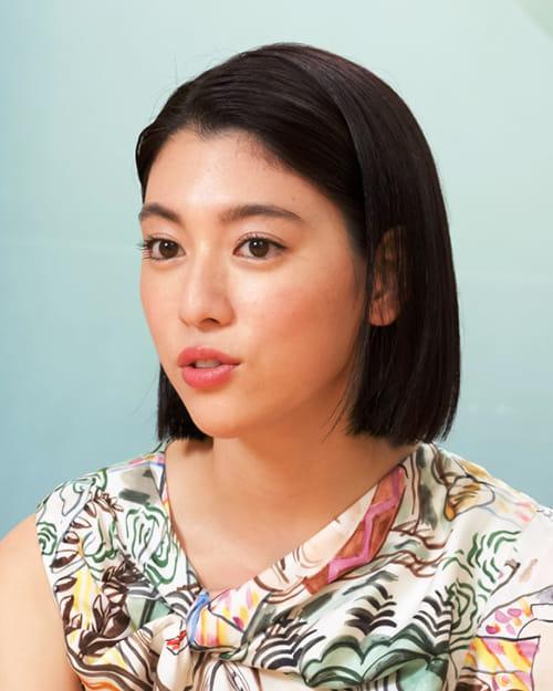 [女優・モデル 三吉彩花さん](下) 「オンとオフはきっちり切り替え いつも楽しんでいられる女性に」