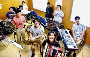 響け 障害者プロ楽団…中洲ジャズ 14日に出演