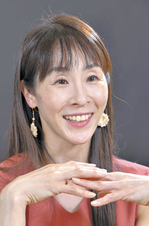 [元新体操日本代表表 山田海蜂さん]腰椎分離症(2)踊る喜び 感じたい