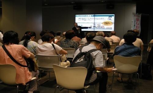 NPO法人「市民と共に創るホスピスケアの会」