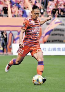 白血病と闘い、3年半ぶり公式戦復帰…J2新潟・早川選手