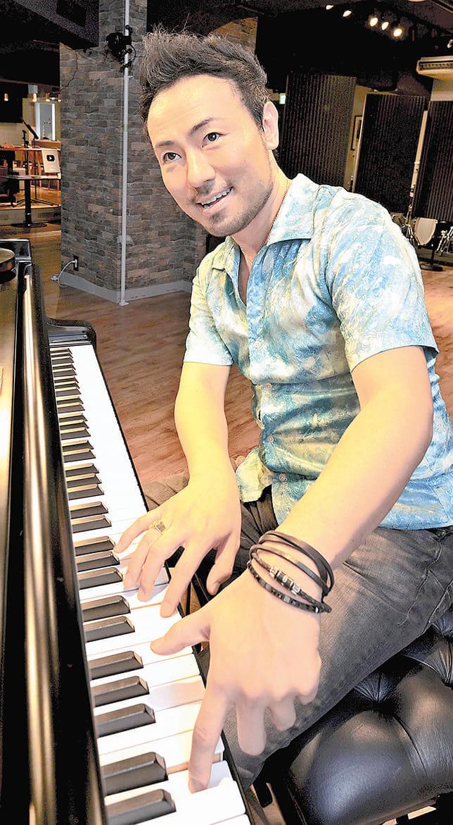 [ピアニスト 西川悟平さん]ジストニア(1)演奏時 ギュッと手が硬直