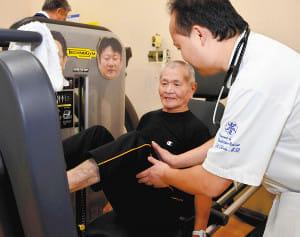 リハビリ新潮流(3)がん手術前から体力増強