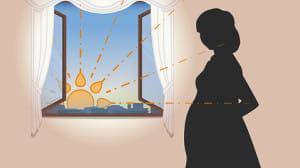 つわり中の「気分の落ち込み」はセロトニン不足…秋から冬への変わり目は、妊婦さん以外もご注意