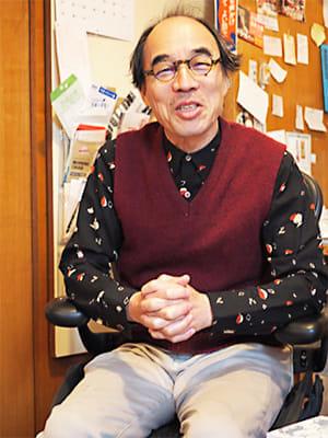 昭和を笑顔で振り返る町田さん
