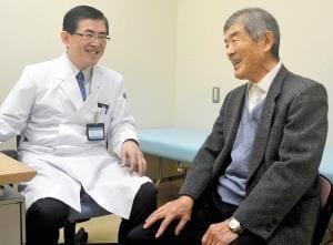 大腸がんはいま(2)早期発見で内視鏡治療