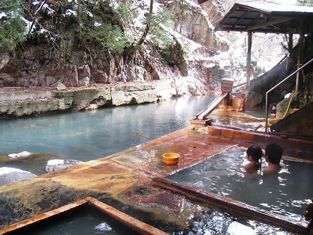 尾崎紅葉も癒やした露天風呂 栃木県塩原温泉郷で「マイ温泉」探し
