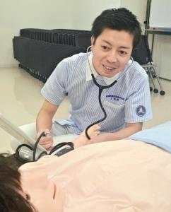 大腸がんはいま(4)闘病経験 看護師を志す