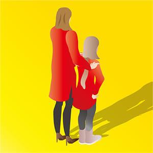 第12部 身体表現性障害(下)両親の離婚後、友達のような母娘の関係がもたらしてしまったこと