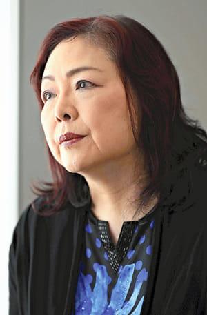 [歌手 丸山圭子さん]卵巣嚢腫(のうしゅ)(2)腫瘍摘出 良性で一安心