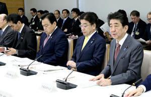 首相「国内の感染拡大防止に全力を」…関係閣僚会議で指示