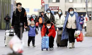 国内2例目・武漢の男性、来日前から発熱…肺炎とは診断されず経過観察