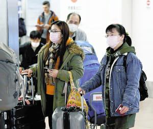 新型肺炎「指定感染症」に、強制入院・就業制限も…武漢の邦人帰国へ