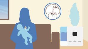 怖いインフルエンザ肺炎、脳症…妊娠中のママ、子ども、高齢者が気をつけること